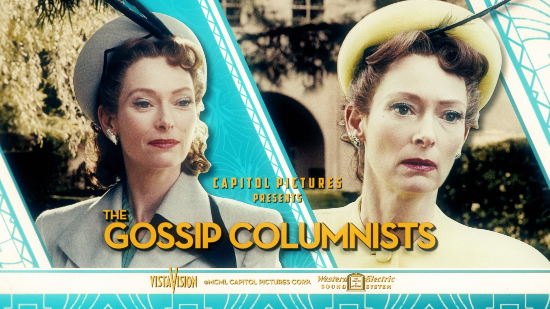 "Hail, Caesar! – Featurette: ""The Gossip Columnists"" (HD)"