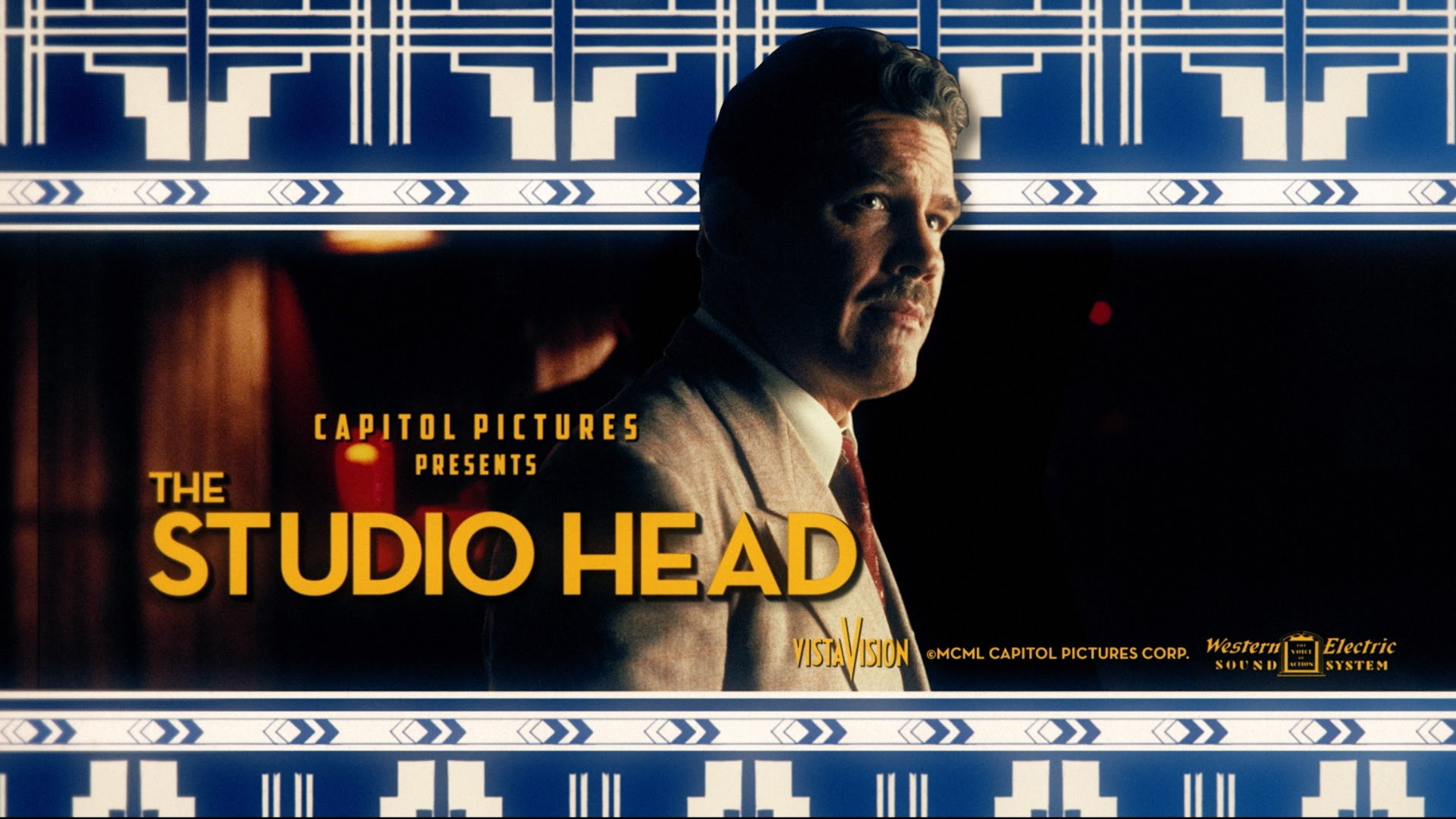 "Hail, Caesar! – Featurette: ""The Studio Head"" (HD)"