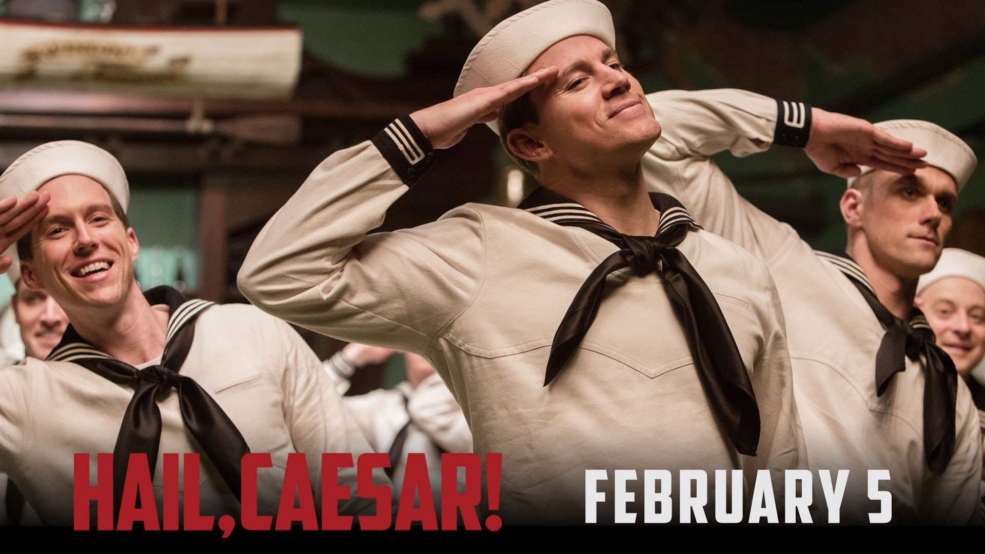Hail, Caesar! – In Theaters February 5 (TV Spot 8) (HD)