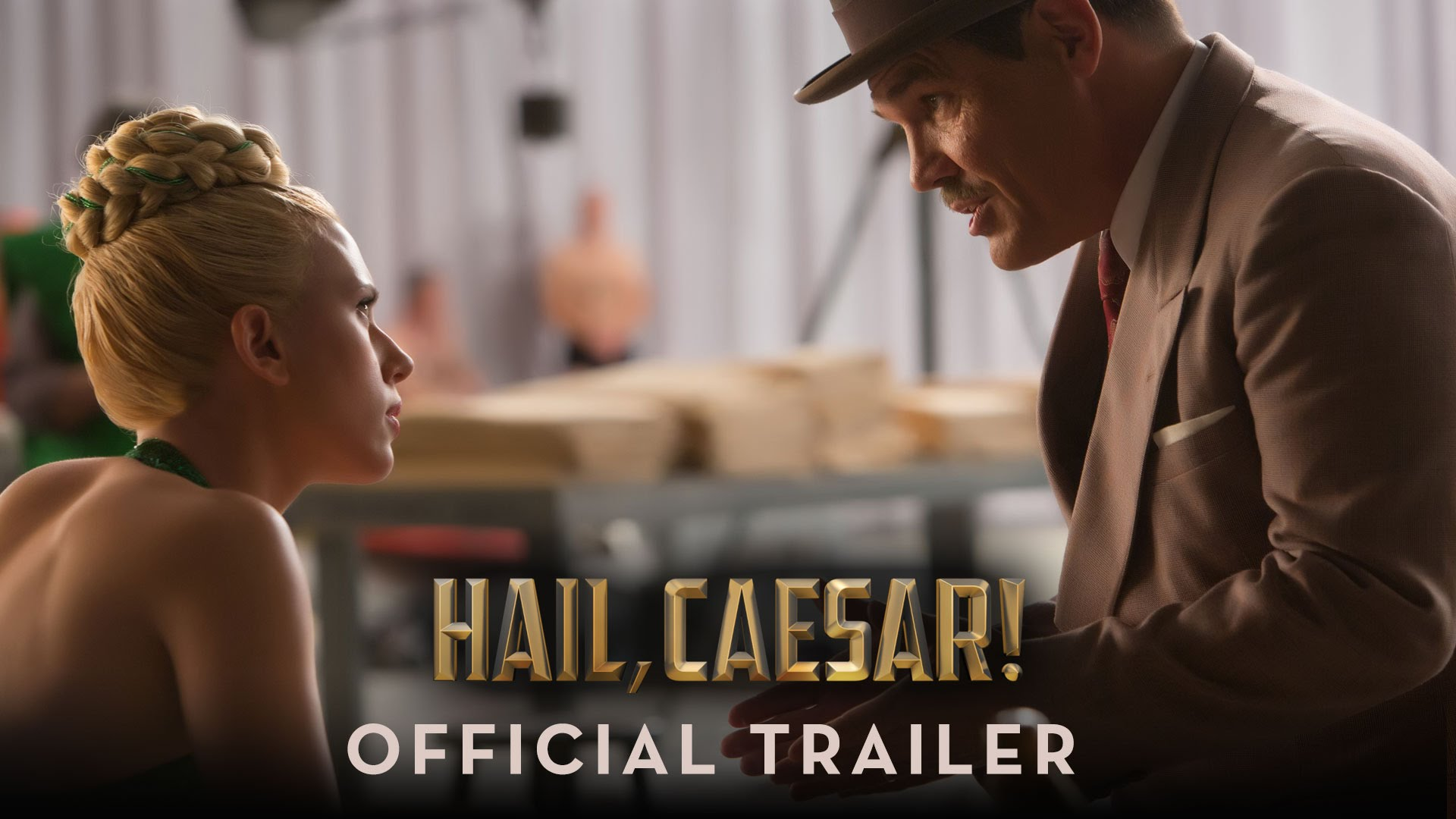 Hail, Caesar! – Official Trailer (HD)