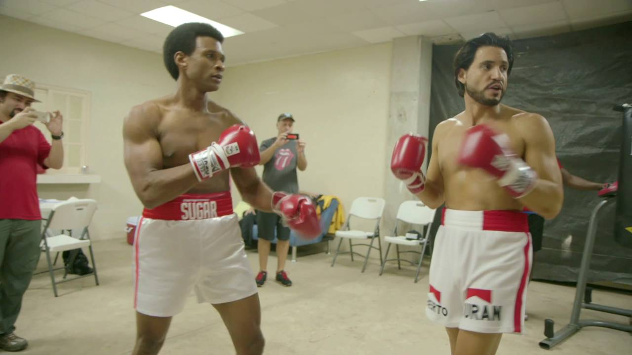 HANDS OF STONE – Edgar Ramirez Training Featurette