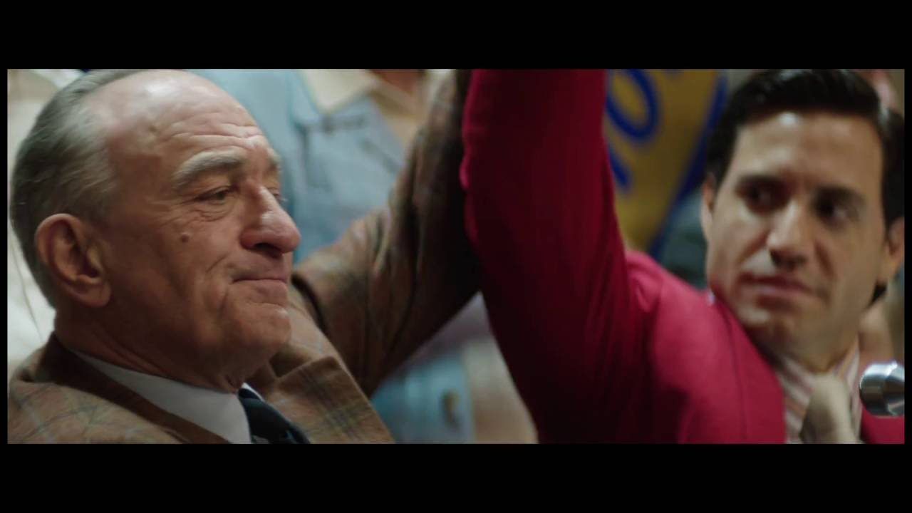 HANDS OF STONE – Fight