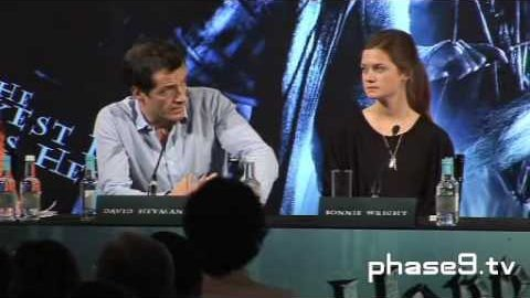Harry Potter and the Half-Blood Prince – London Press Conference – Part 7 of 10