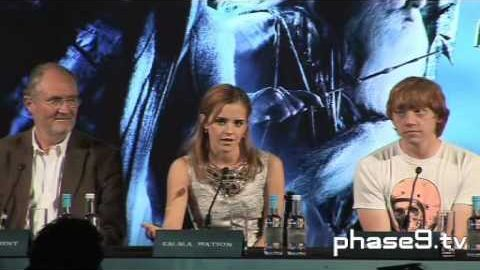 Harry Potter and the Half-Blood Prince – London Press Conference – Part 1 of 10