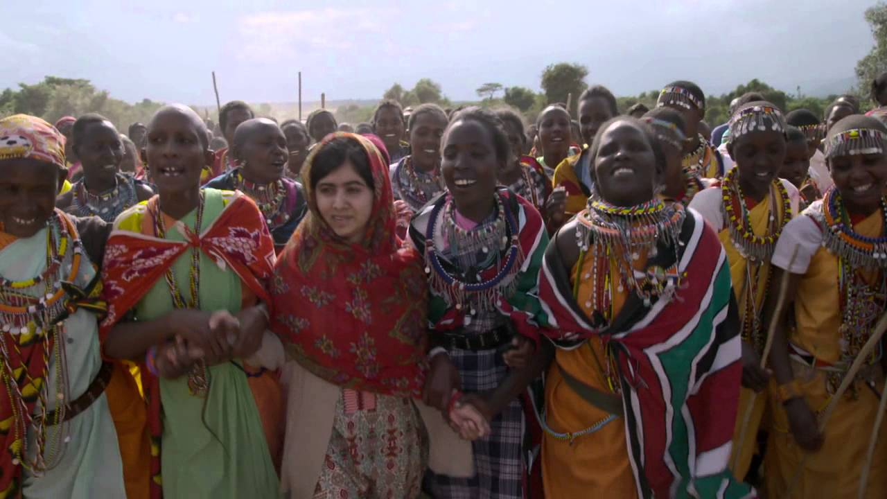 HE NAMED ME MALALA Featurette:  Stand with Malala