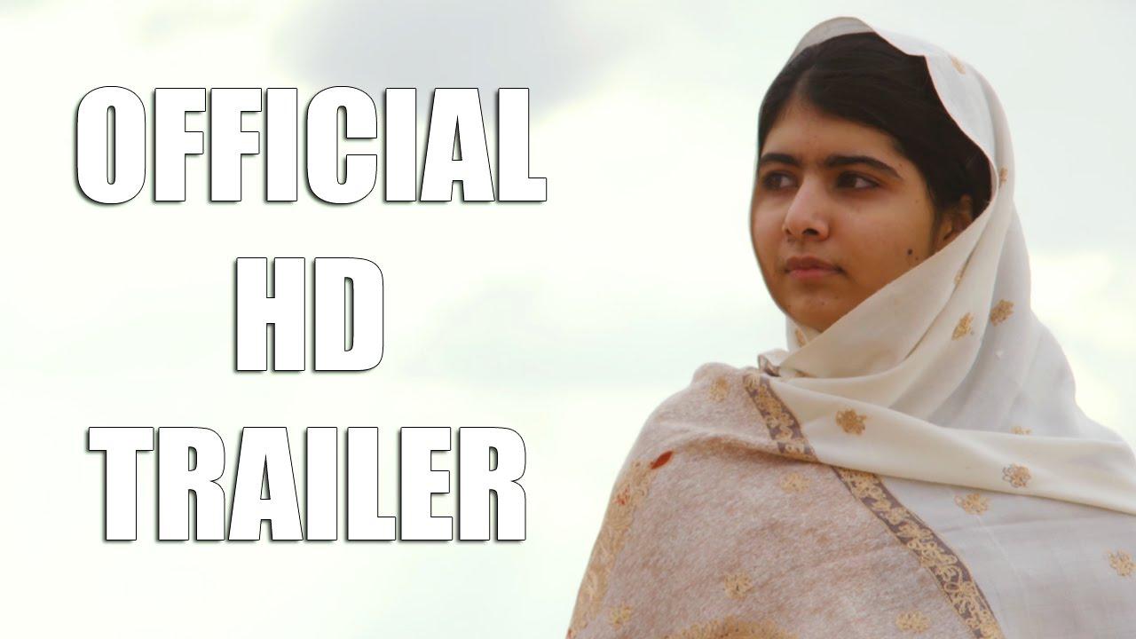 HE NAMED ME MALALA: Official HD Trailer
