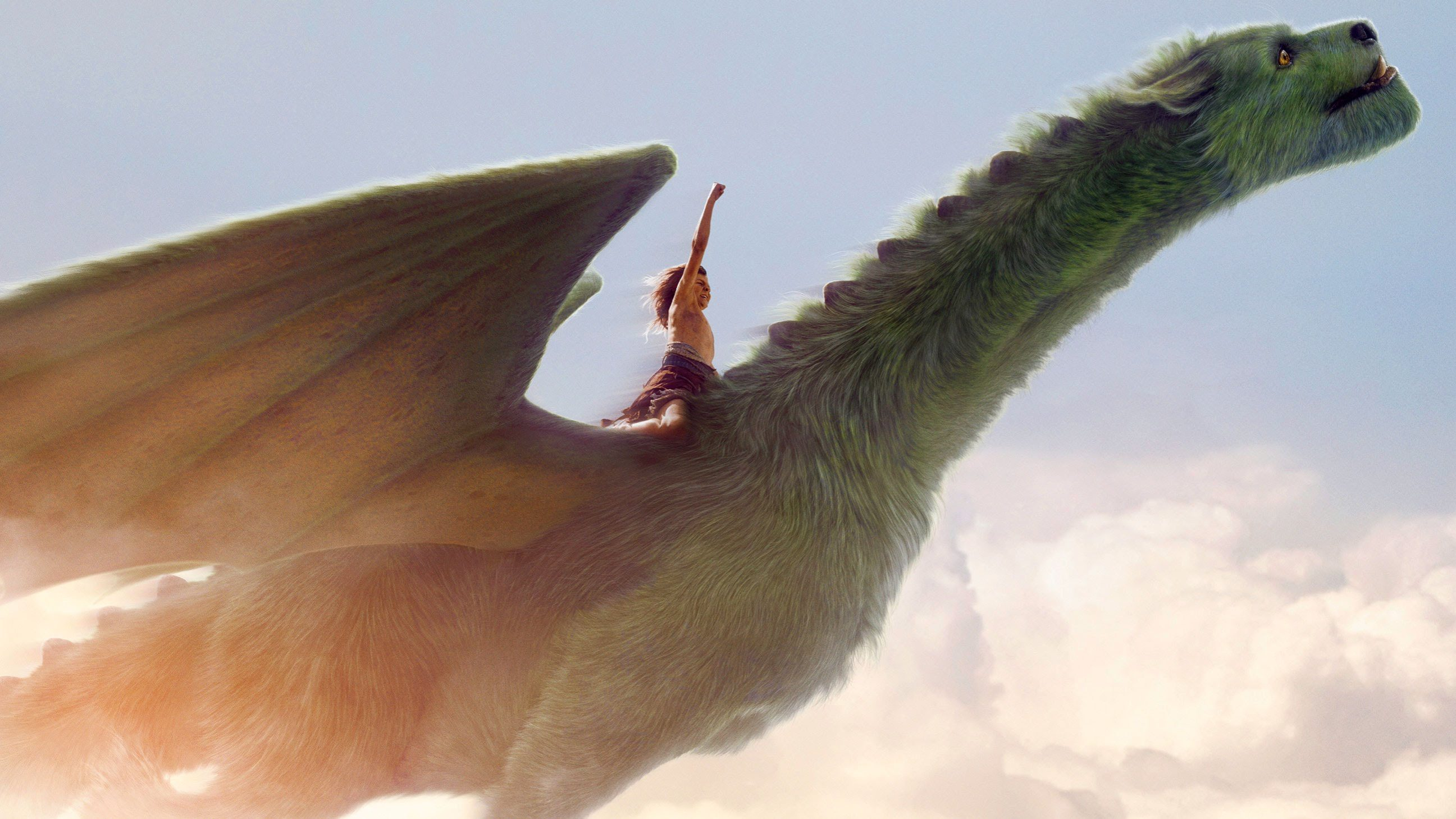 """He Says He Wasn't Alone"" Clip – Disney's Pete's Dragon"