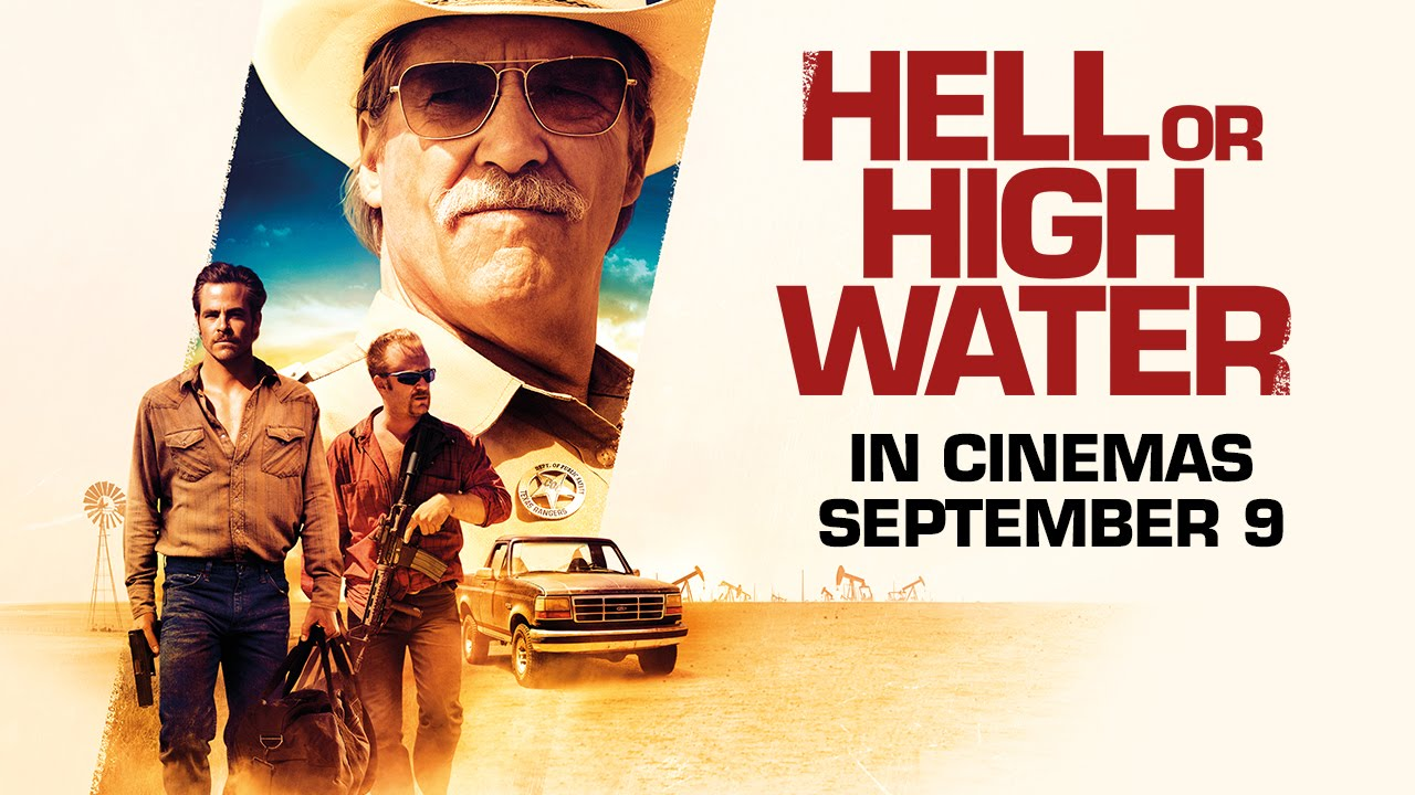 "Hell Or High Water – ""The Best Film of 2016 So Far"" TV Spot – In Cinemas September 9th"