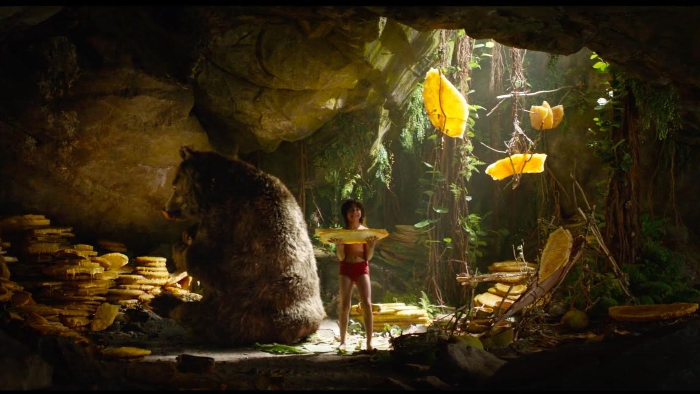 """Hibernation"" Clip – Disney's The Jungle Book"