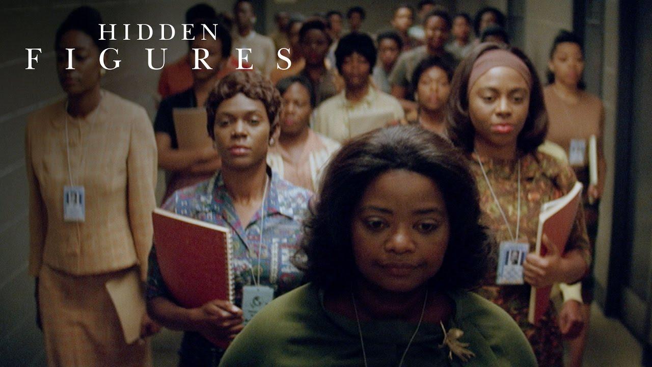"Hidden Figures | ""Change the World"" TV Commercial | 20th Century FOX"