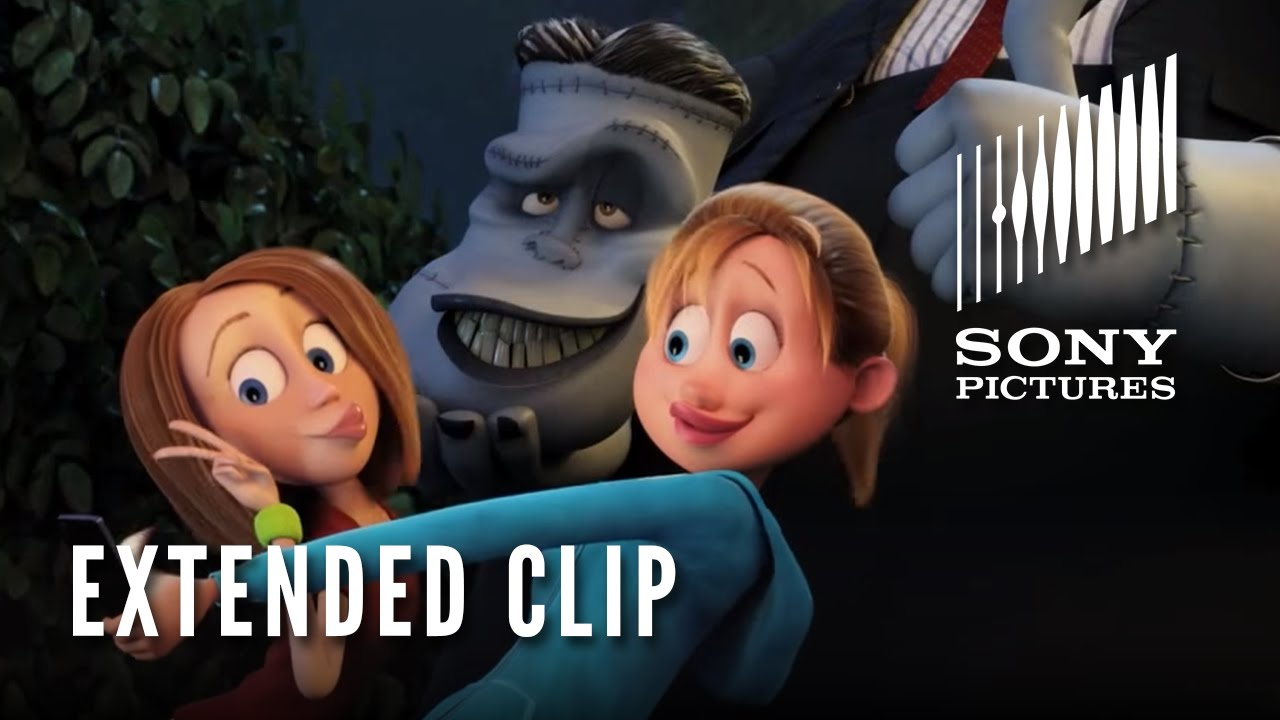 Hotel Transylvania 2 Extended Clip: See It Again This Halloween!