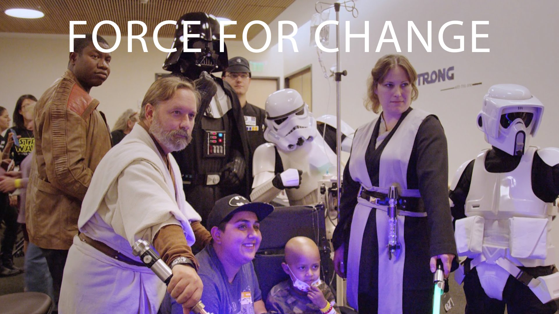 How will you be a Force For Change?