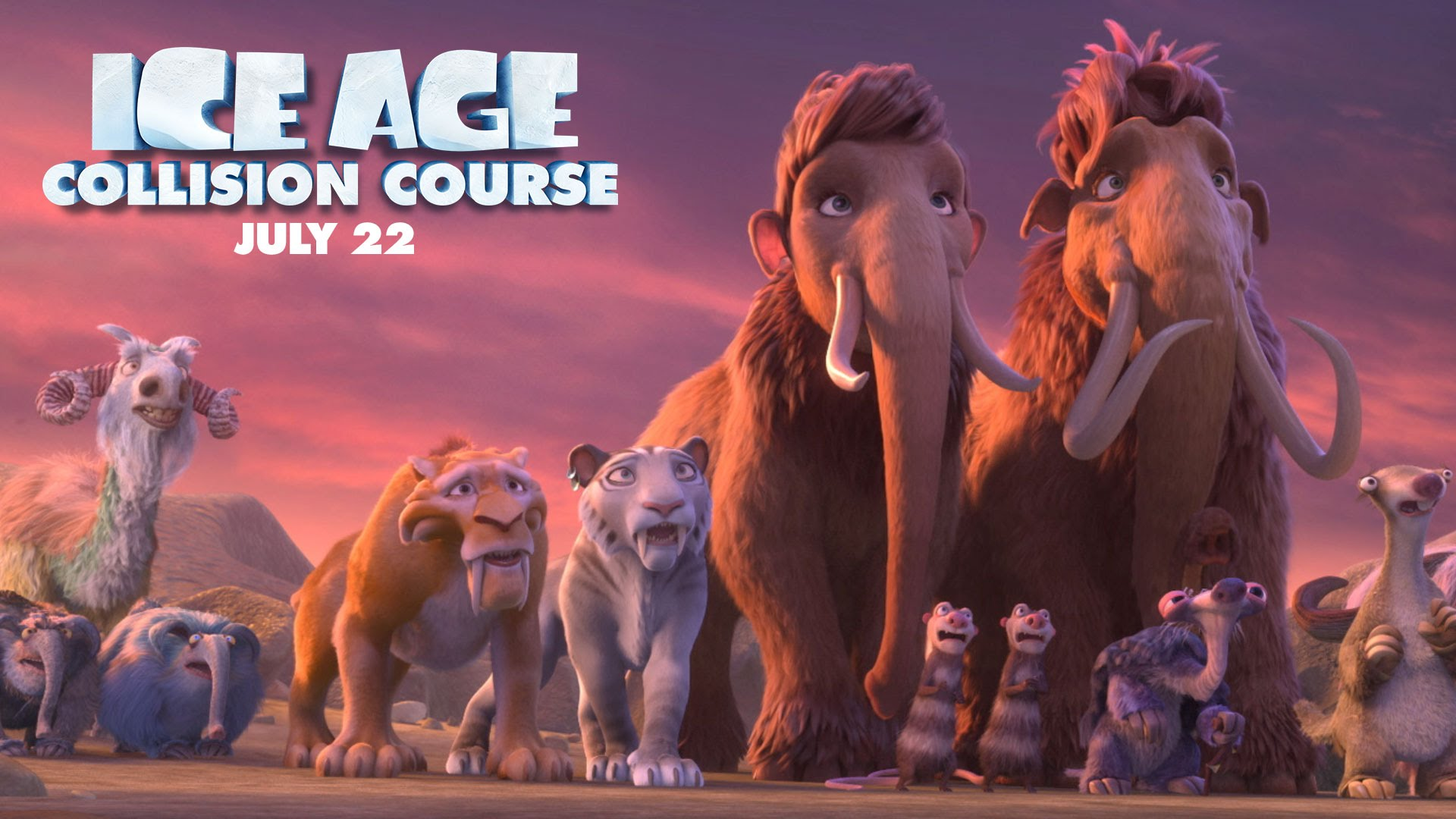 Ice Age: Collision Course | Saga [HD] | 20th Century FOX