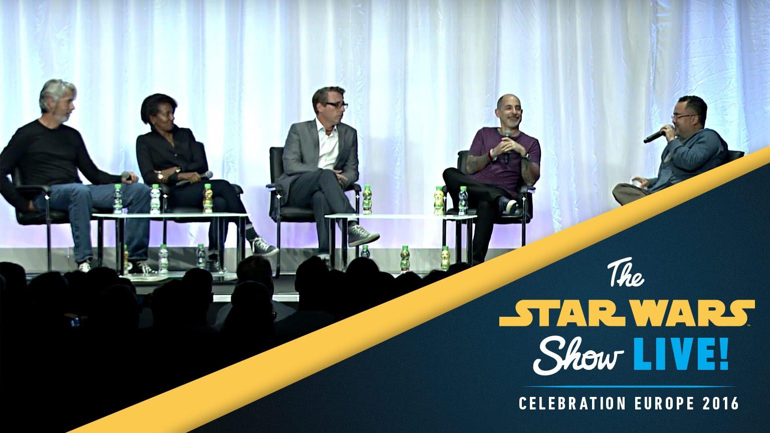 ILMxLAB Panel | Star Wars Celebration Europe 2016