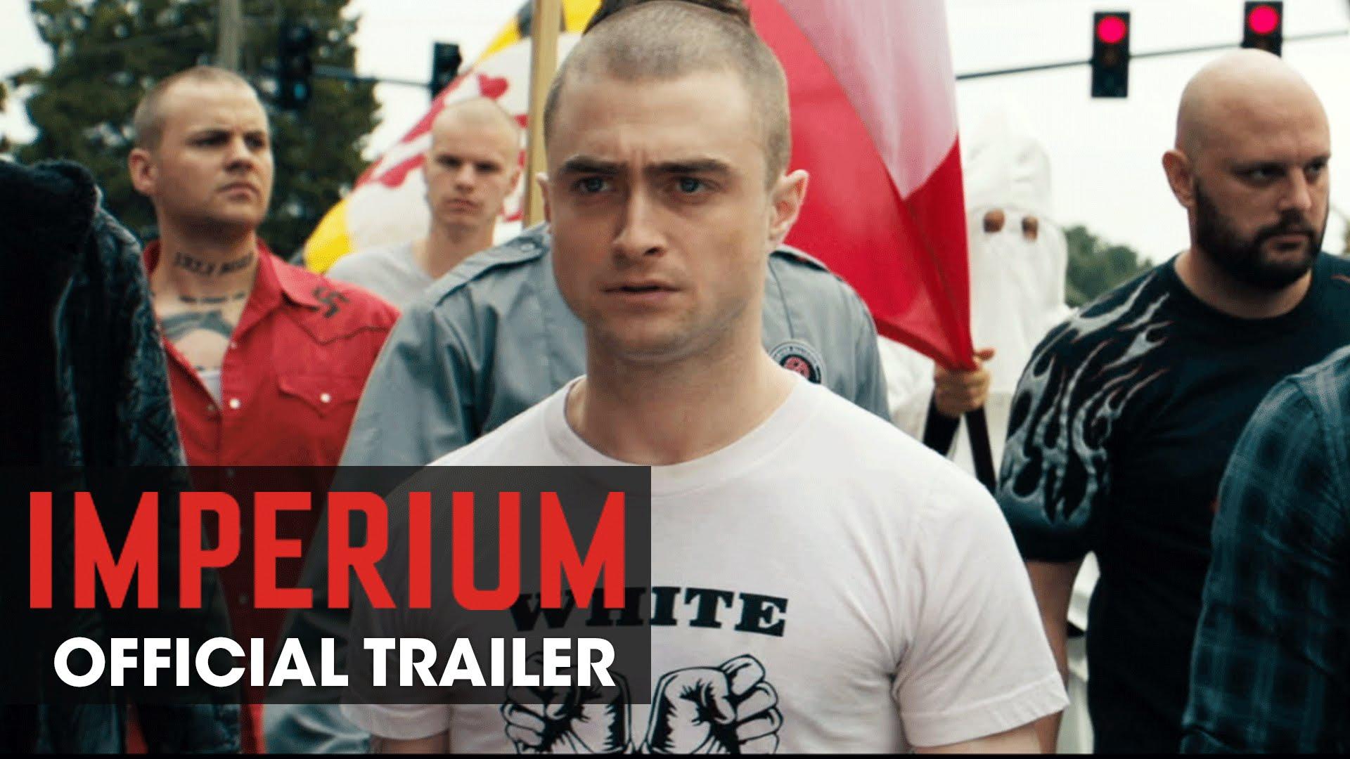 Imperium (2016 Movie – Daniel Radcliffe, Toni Collette)  – Official Trailer