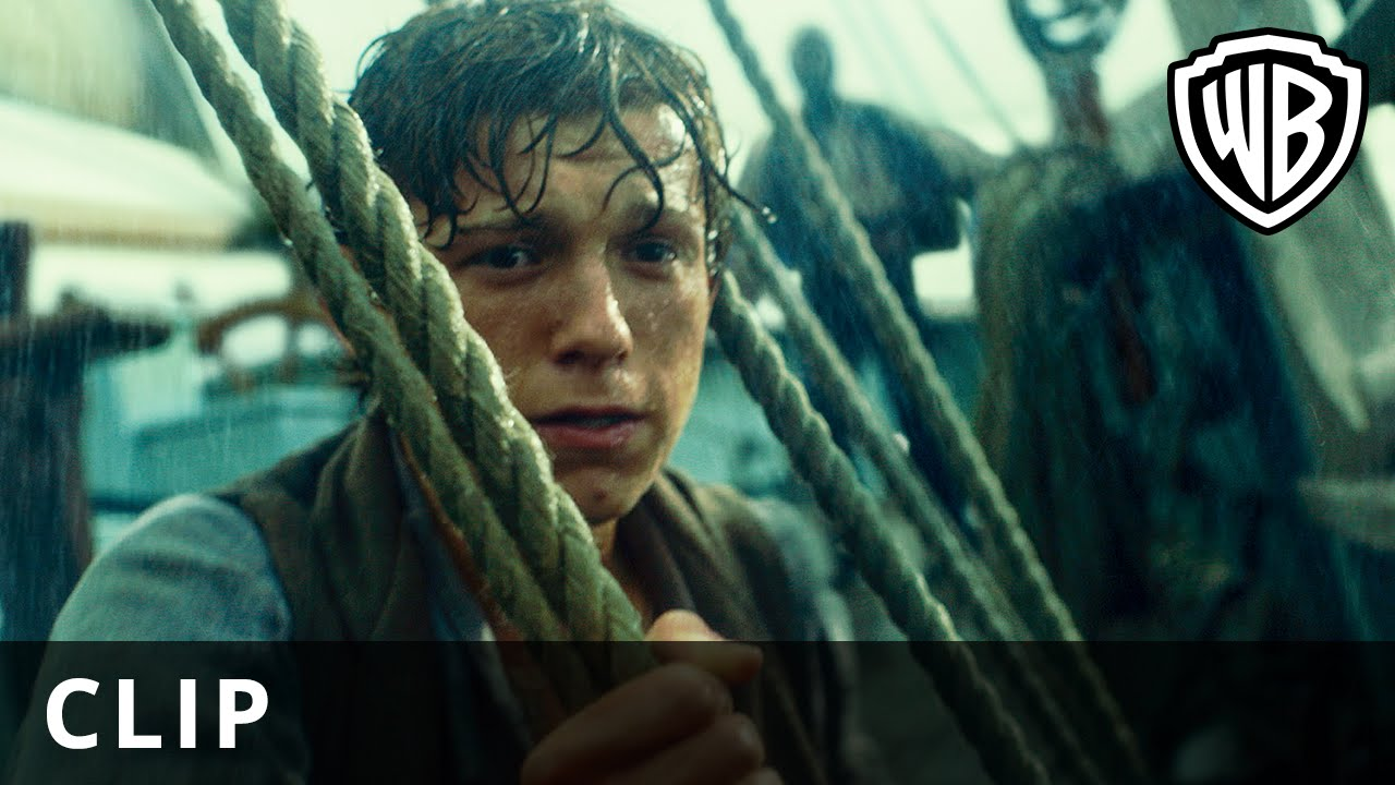 In the Heart of the Sea – Clip, 'Young Nickerson's Story' – Official Warner Bros. UK