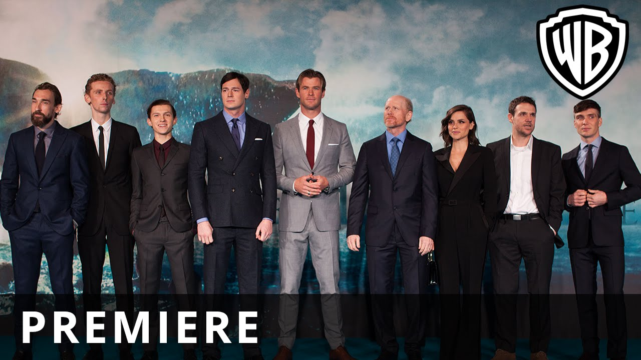 In the Heart of the Sea – European Premiere – Official Warner Bros. UK