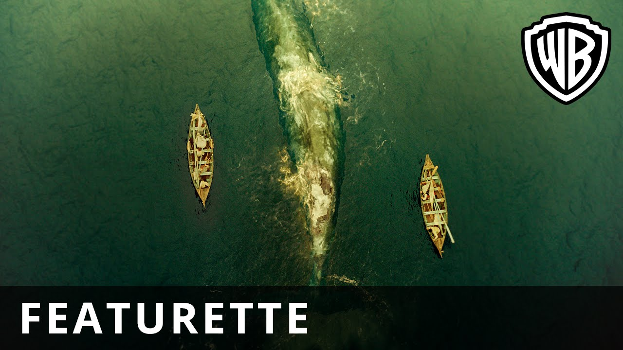 In the Heart of the Sea – Featurette – Official Warner Bros. UK