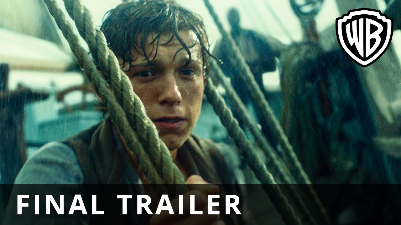In the Heart of the Sea – Final Trailer – Official Warner Bros. UK