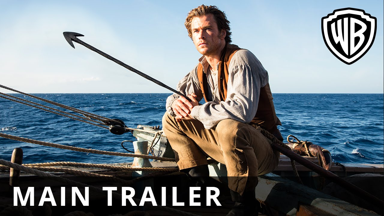 In the Heart of the Sea – Main Trailer – Official Warner Bros. UK
