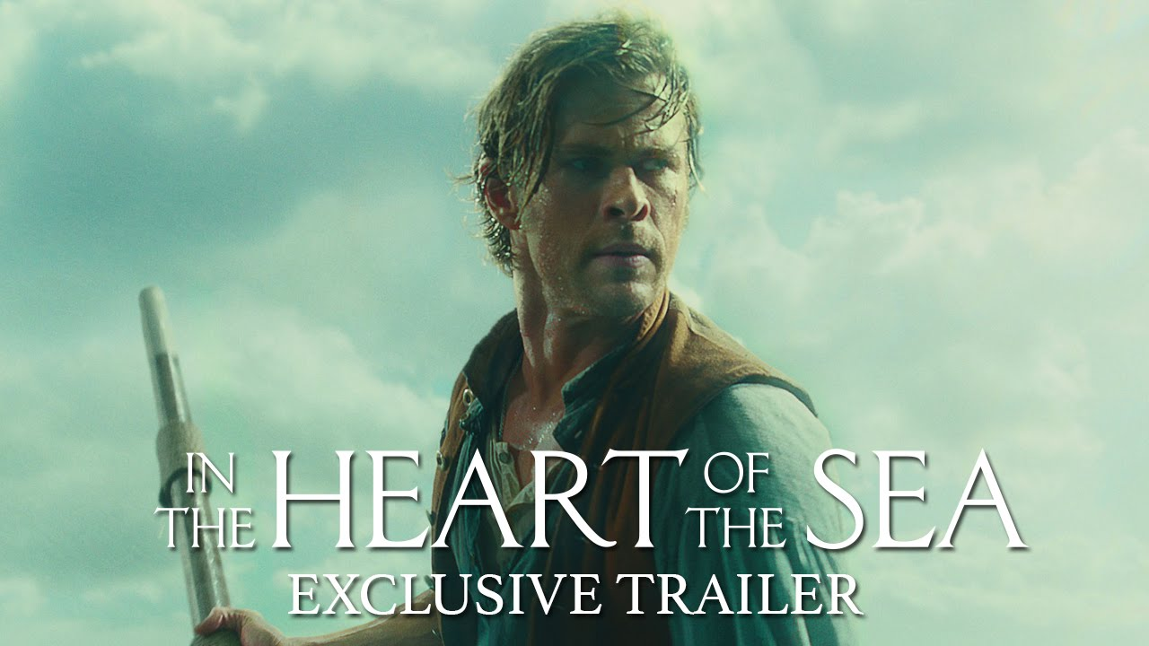In the Heart of the Sea – Official Trailer 3 [HD]