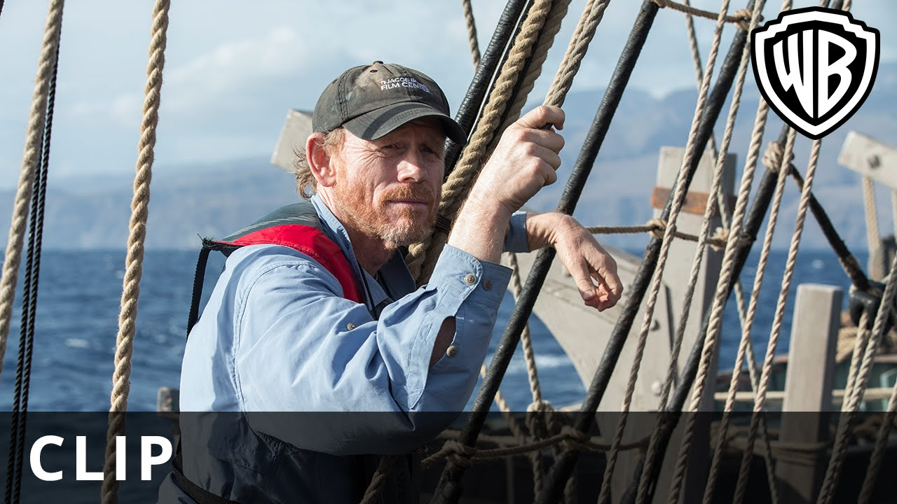 In the Heart of the Sea – Ron Howard – Master Filmmaker – Official Warner Bros. UK