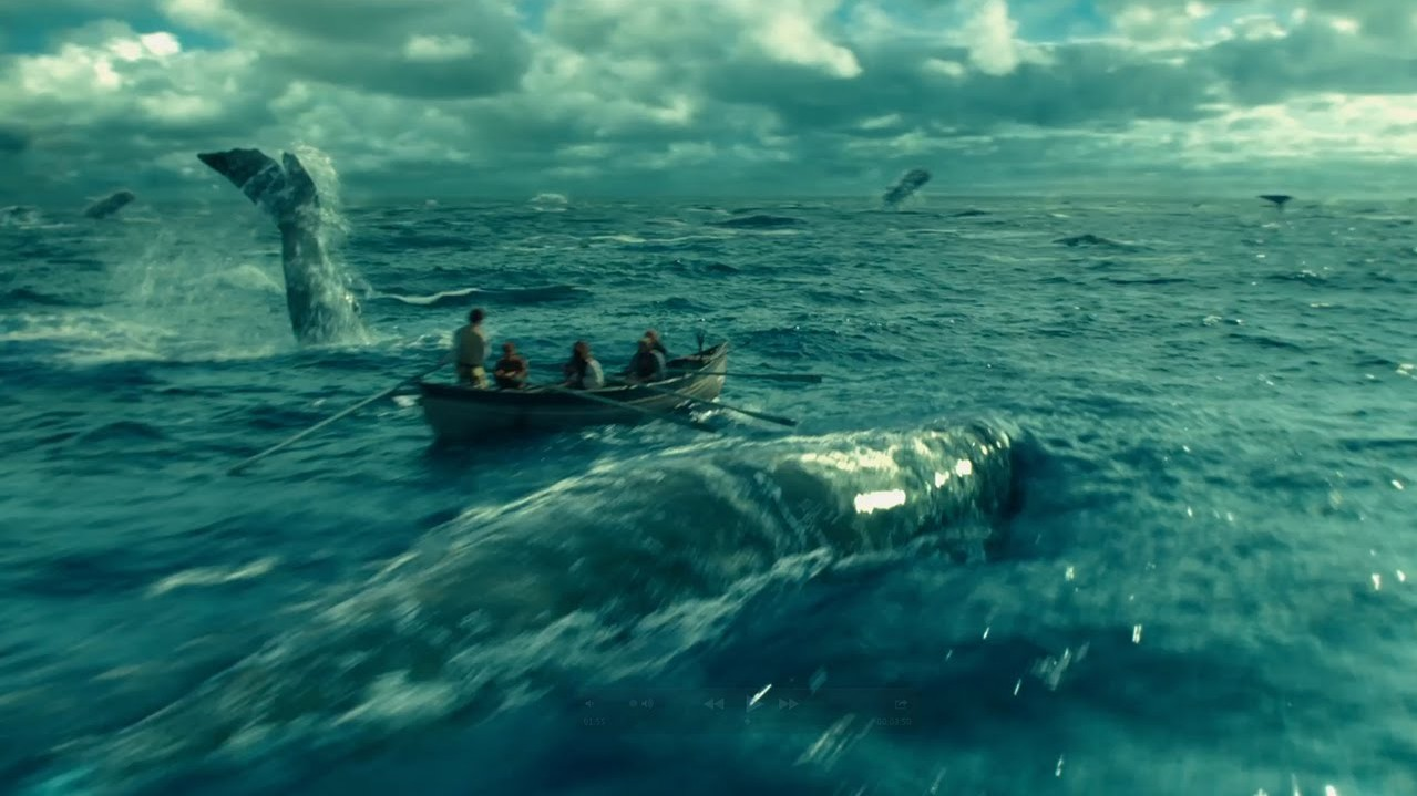 "In the Heart of the Sea – ""The Myth of Moby-Dick"" Featurette"