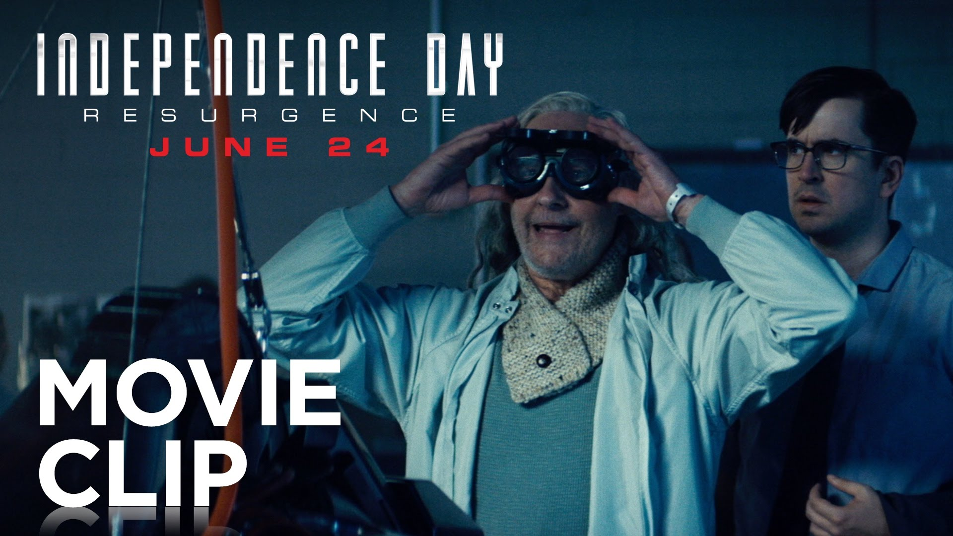 "Independence Day: Resurgence | ""Brackish Okun Laser"" Clip [HD] 
