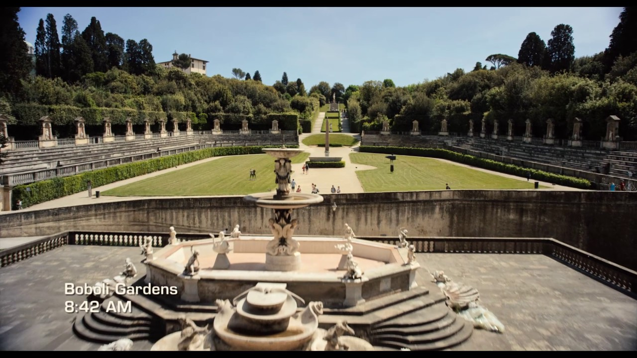 Inferno – Ron Howard Talks About the Drone Scene