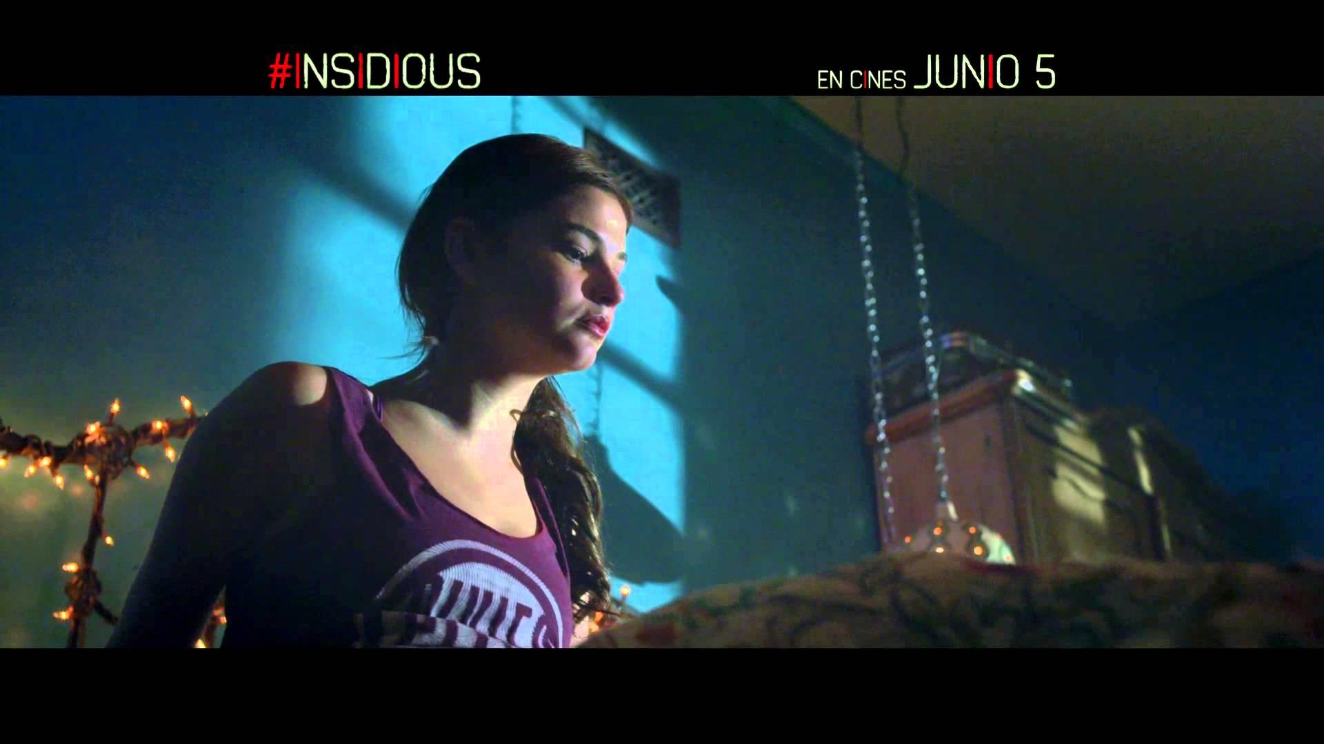 INSIDIOUS: CHAPTER 3 – Awaken – En Cines Junio 5