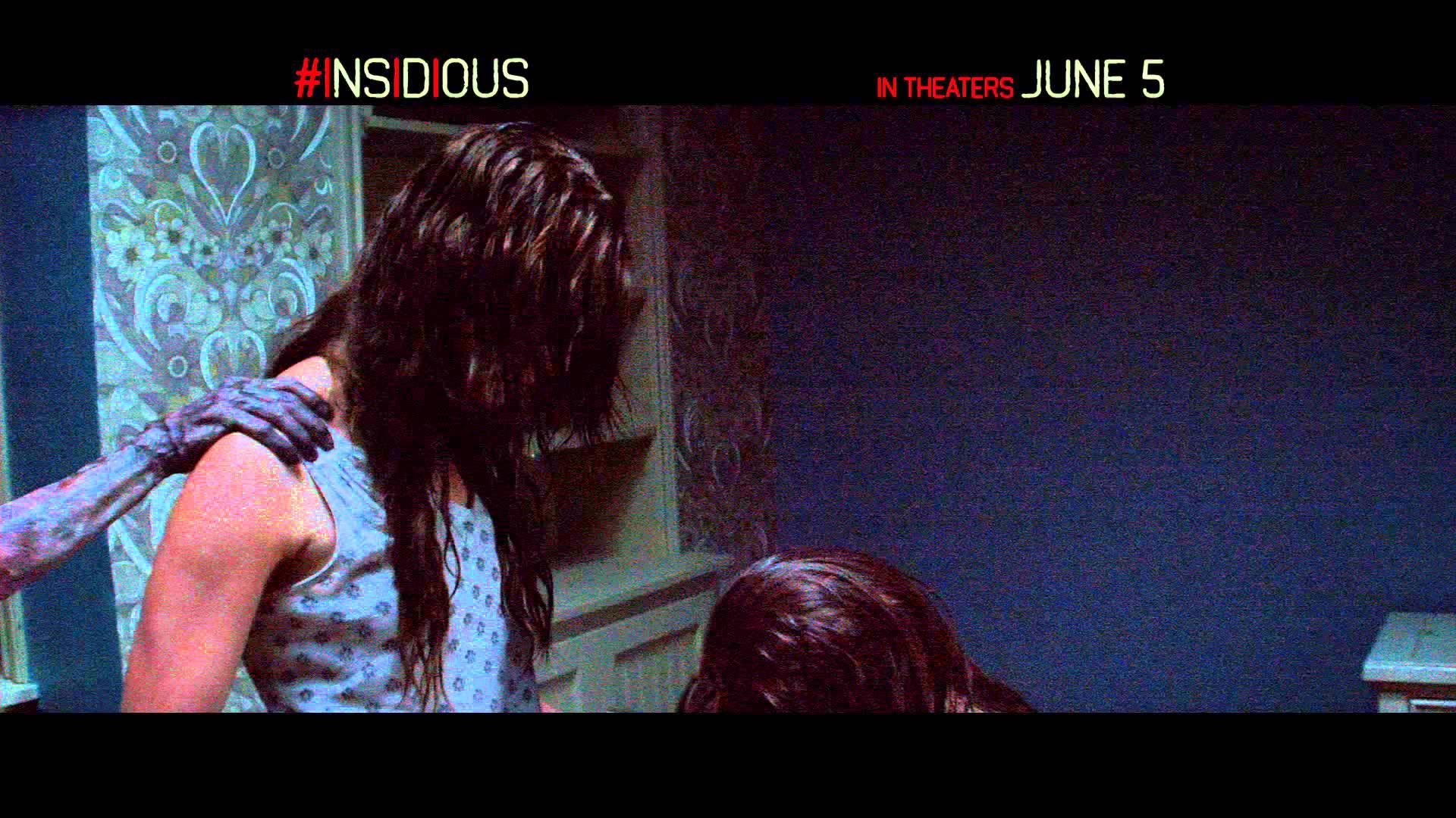 insidious chapter 3 trailer español
