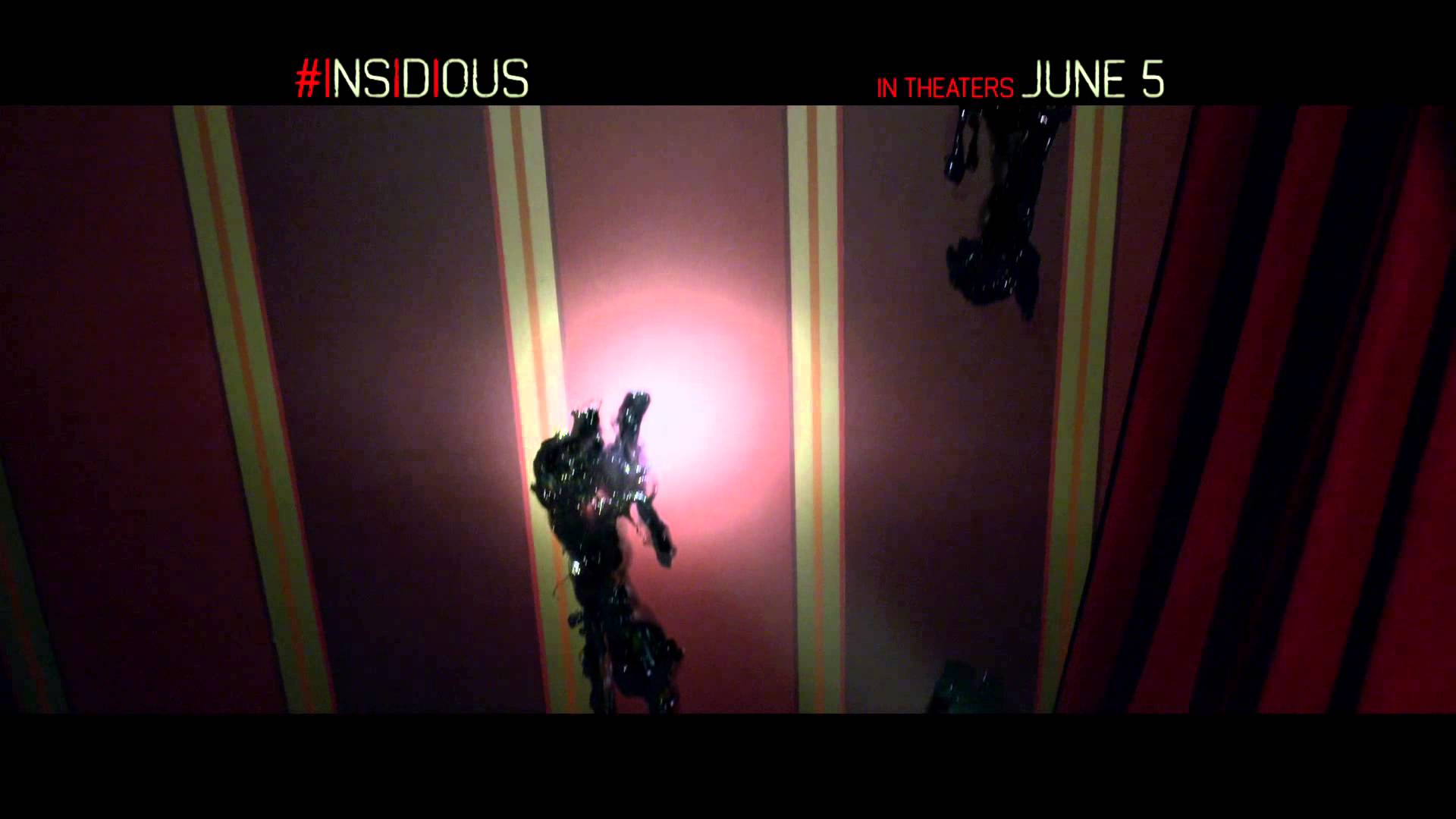 INSIDIOUS: CHAPTER 3 – One Name – In Theaters June 5