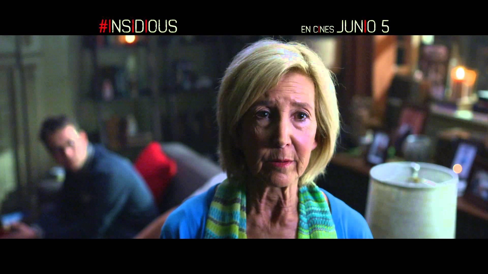 INSIDIOUS: CHAPTER 3 – Trailer – En Cines Junio 5