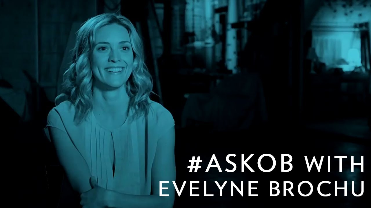 Interview with Evelyne Brochu – Cool Clones – Orphan Black