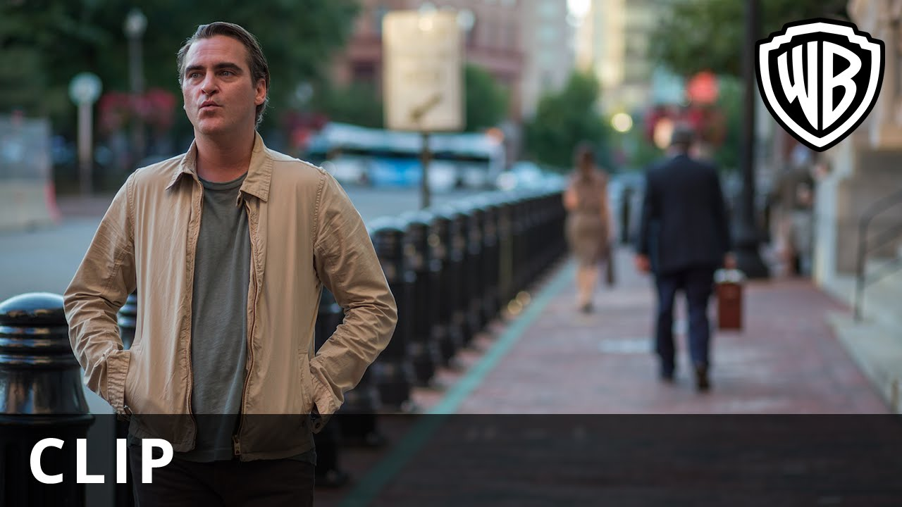 "Irrational Man – ""You Need A Muse""  – Official Warner Bros. UK"