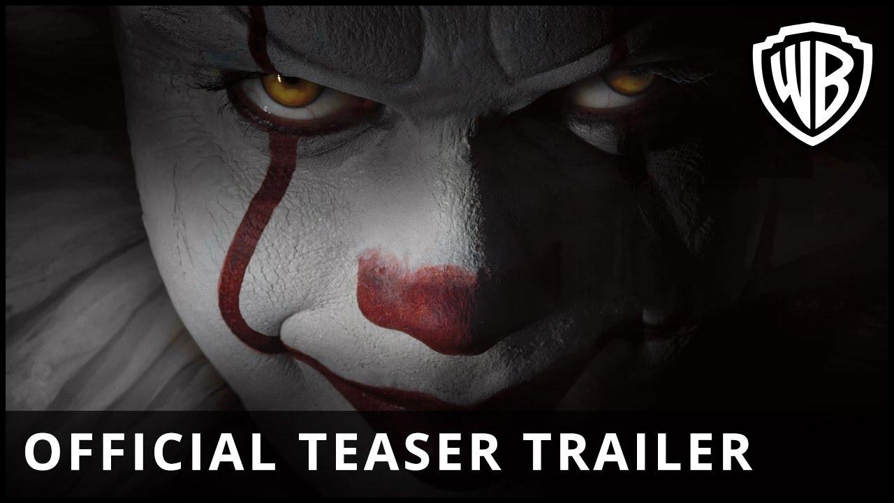 IT – Official Teaser Trailer – Warner Bros. UK
