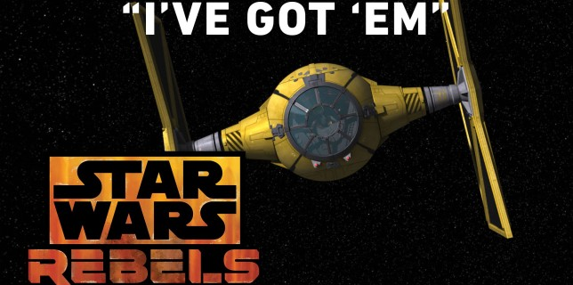 I've Got 'Em… – The Call Preview | Star Wars Rebels