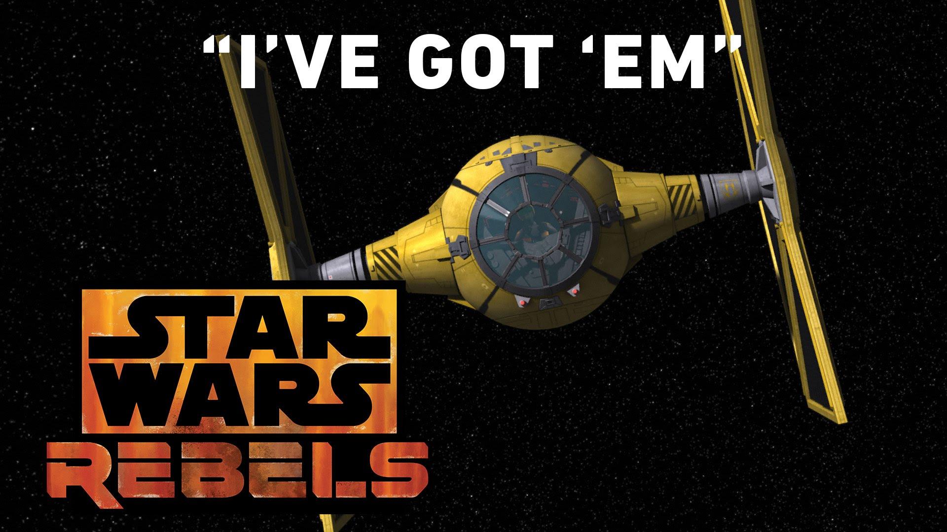 I've Got 'Em… – The Call Preview | Star Wars Rebels