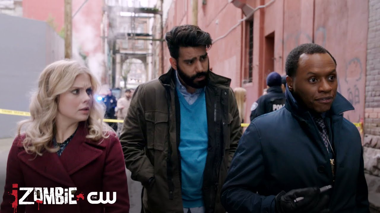 iZombie – Looking For Mr. Goodbrain, Part 1 Trailer