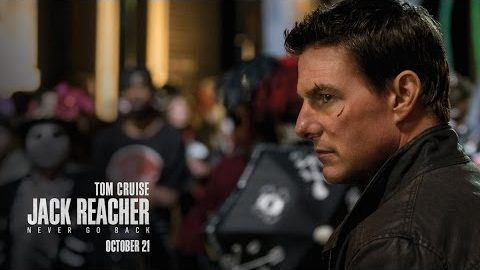 Jack Reacher: Never Go Back (2016) – IMAX Trailer – Paramount Pictures