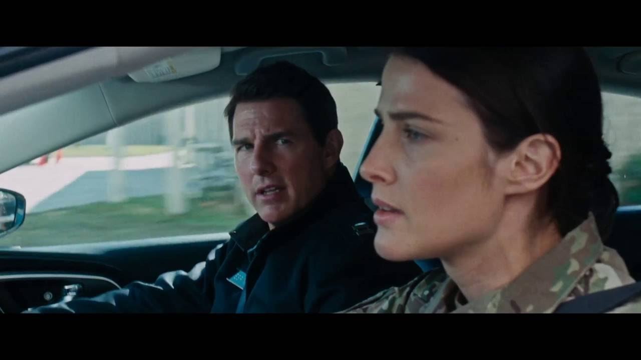Jack Reacher: Never Go Back | Followed Spot | Paramount Pictures UK