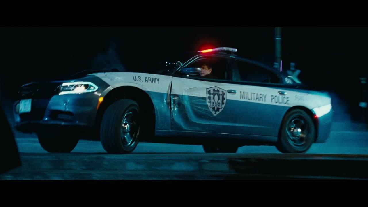Jack Reacher: Never Go Back | Legend | Paramount Pictures UK