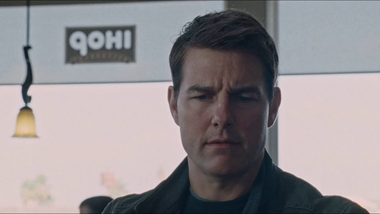 Jack Reacher: Never Go Back | Salt Shaker | Paramount Pictures UK
