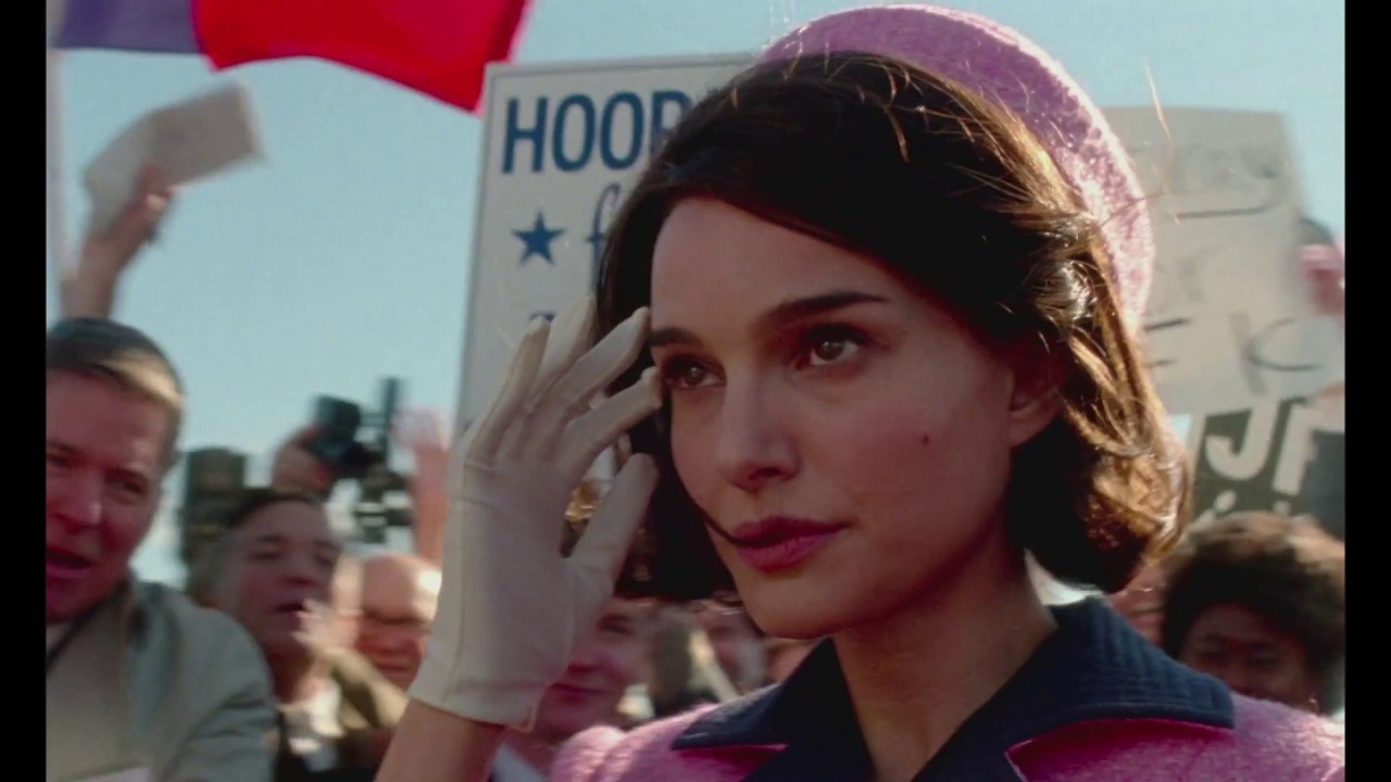 JACKIE OFFICIAL UK TRAILER [HD]