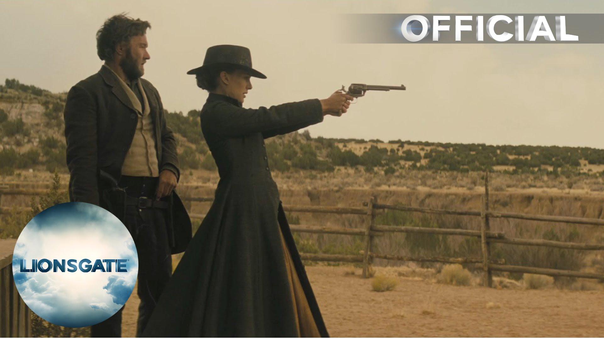 "Jane Got a Gun – Clip ""Target Practice"" – In Cinemas April 22"