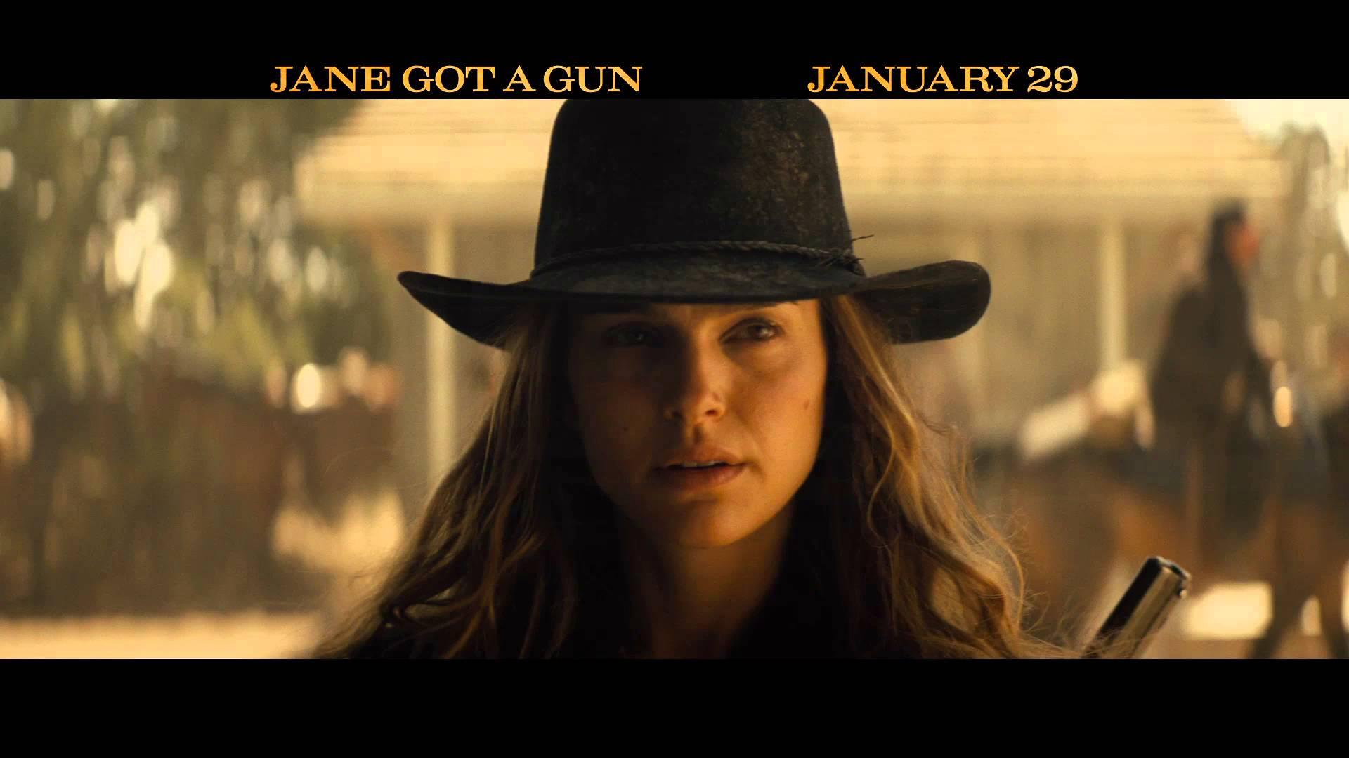 JANE GOT A GUN – Gunslinger – The Weinstein Company