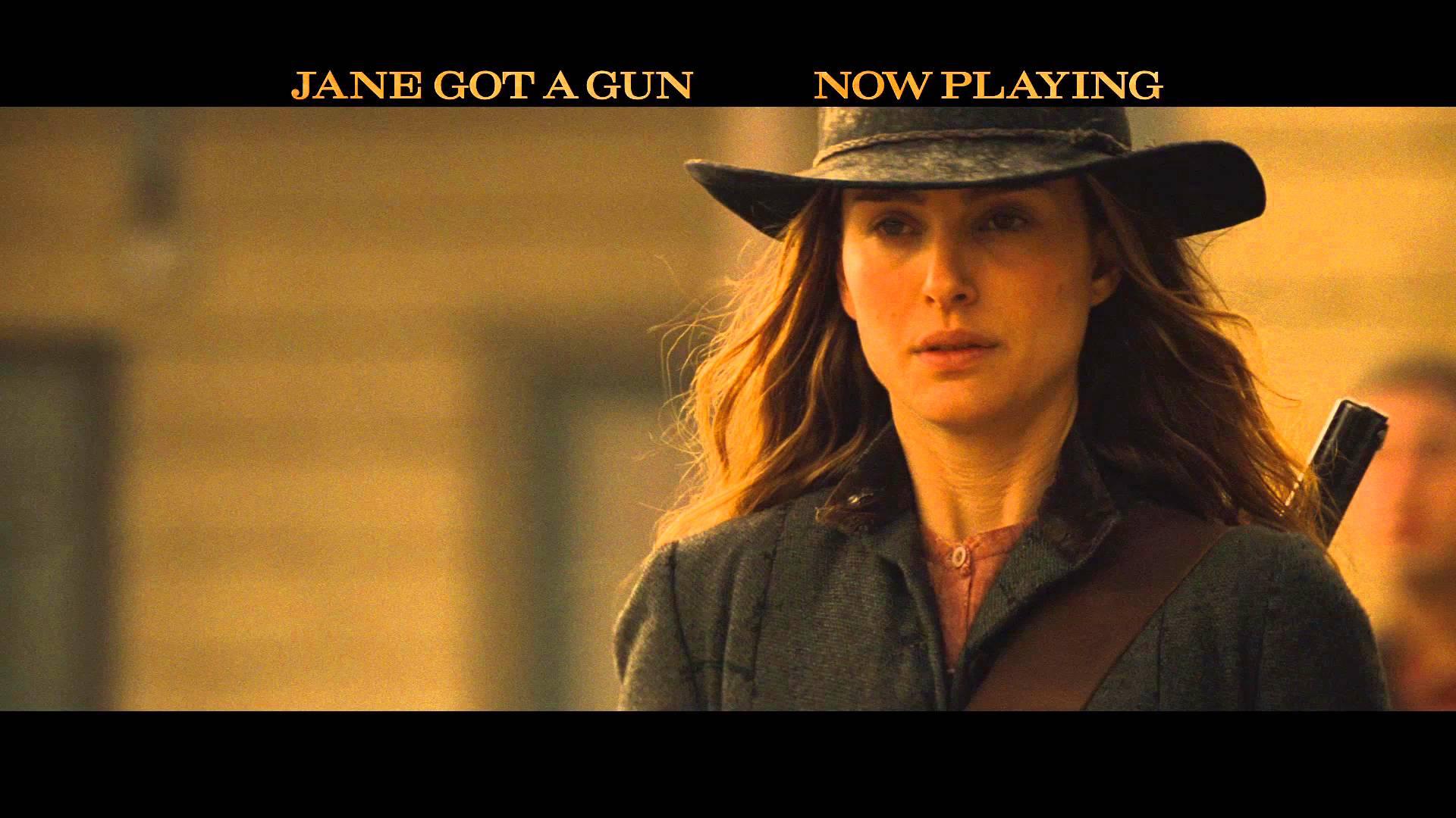 JANE GOT A GUN – Protect Your House