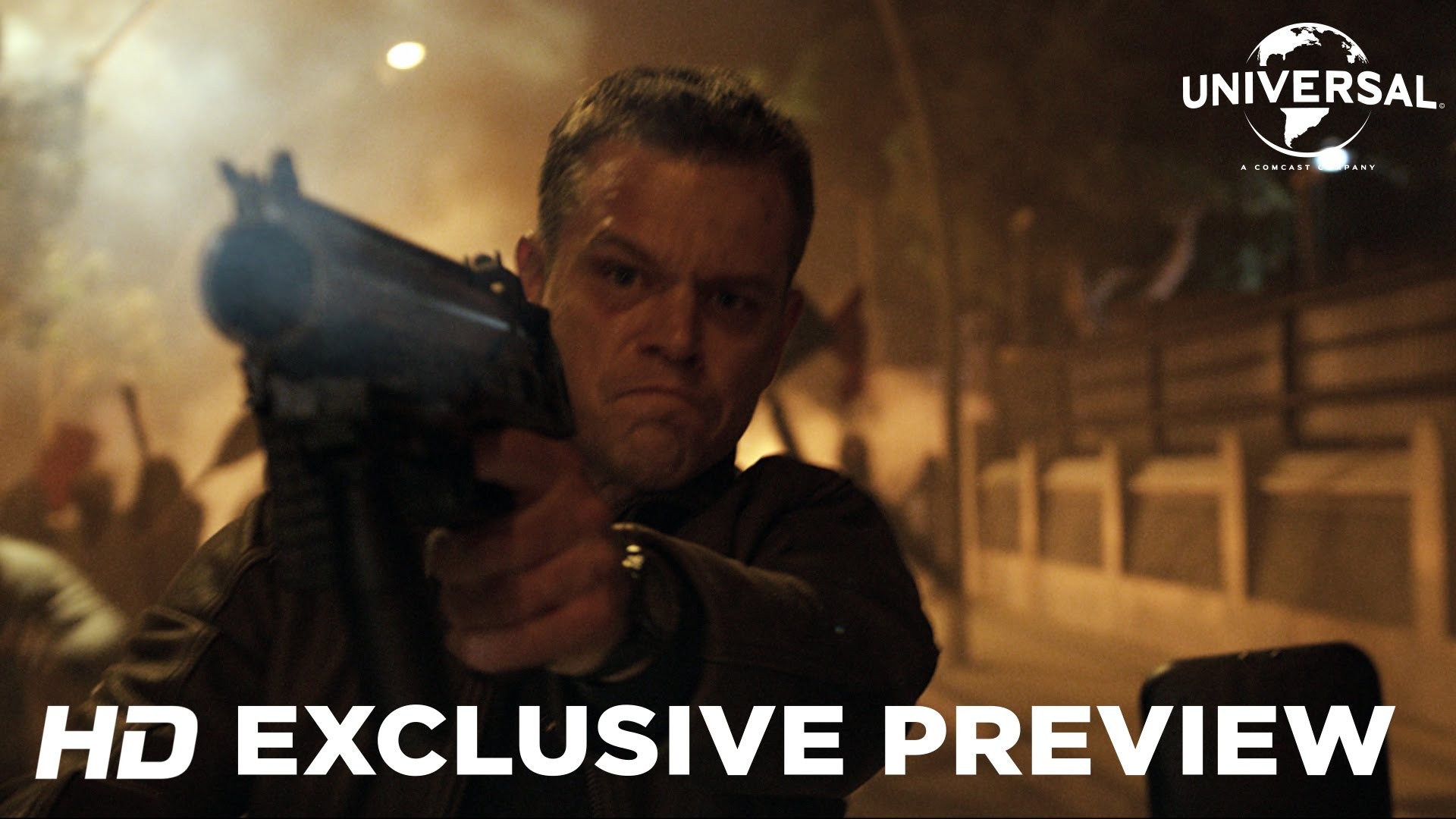 Jason Bourne – Exclusive Preview (Universal Pictures) [HD]