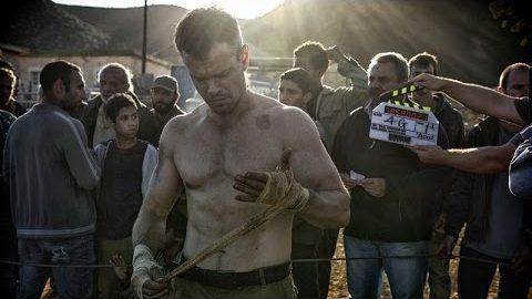 "Jason Bourne – Featurette: ""Fight Style"" (HD)"