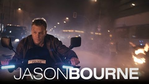 Jason Bourne – Featurette: Jason Bourne Crashes Vegas (HD)